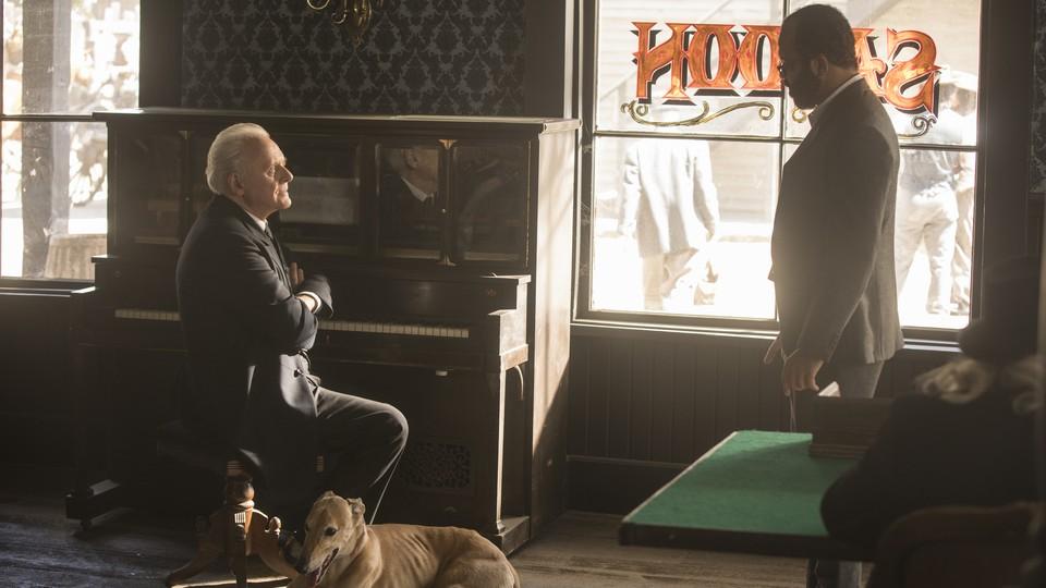 A still from 'Westworld' Season 2's 'Les Écorchés'