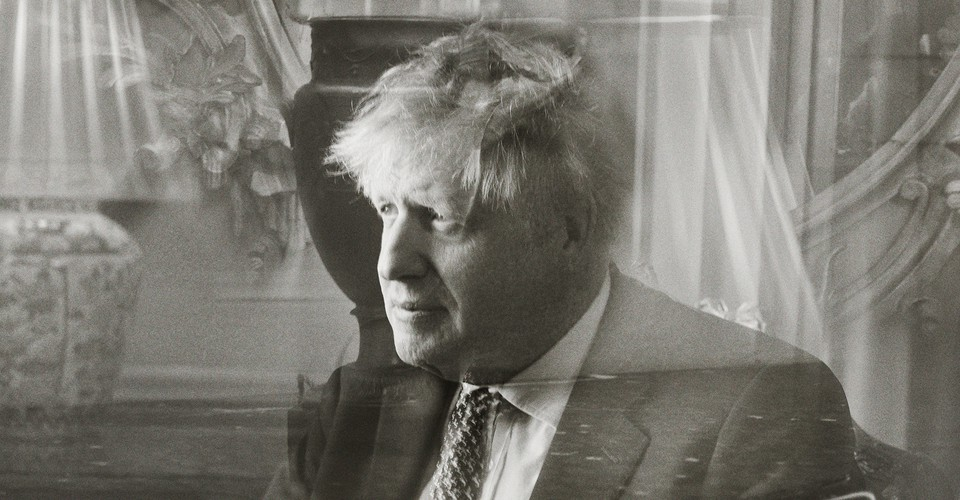 """""""Nothing can go  wrong!"""" Boris Johnson said, jumping into the driver's seat of a tram he was about to take for a test ride. """"Nothing. Can. Go."""