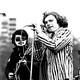 Van Morrison at Spring Sing on Boston Common, April 20, 1968