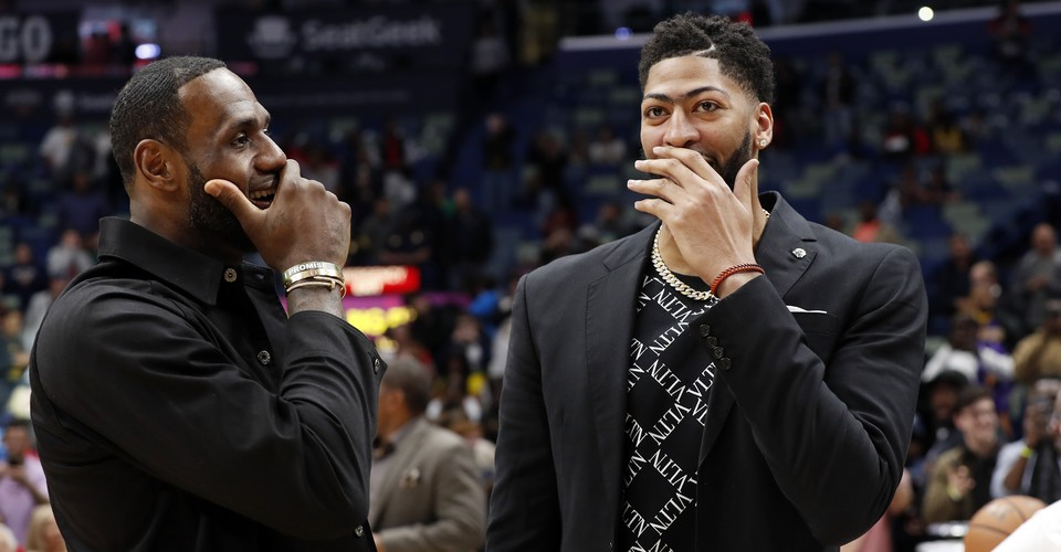 LeBron James and Anthony Davis Are Positioned to Win - The ...
