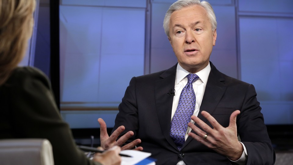 John Stumpf, the Wells Fargo CEO