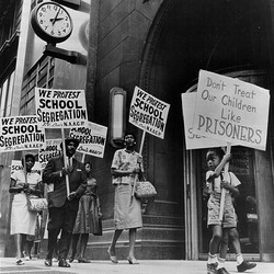 Protests during the Civil Rights Movement