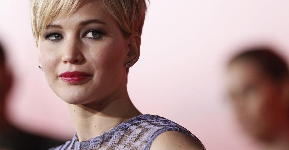Jennifer Lawrence on going nude for the first time in Red