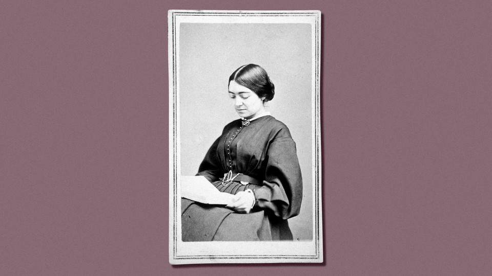 A portrait of Mary Putnam Jacobi