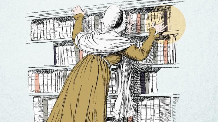 On Reading And Teaching But Not Loving Jane Austen The Atlantic