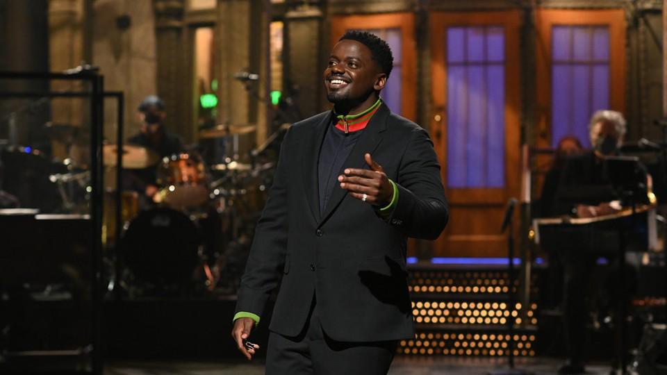 "Actor Daniel Kaluuya hosts ""Saturday Night Live"""