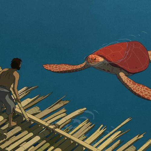 Movie Review The Red Turtle Is Elegant In Its Simplicity The Atlantic