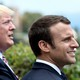 President Trump and French President Emmanuel Macron attend theG7 Summit inSicily, Italy on May 26, 2017.