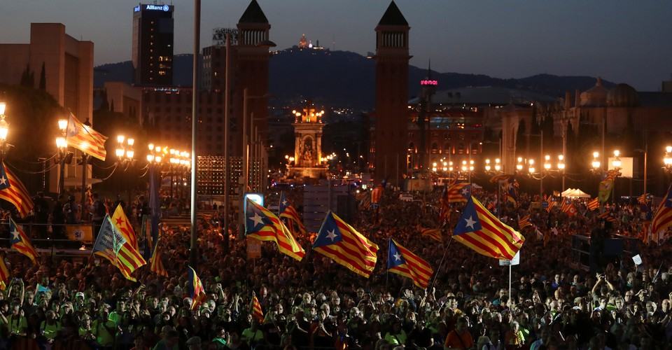 The Spanish Court Decision That Sparked the Catalan Independence Movement