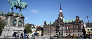 Malmö's main square