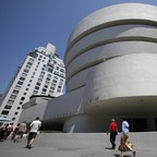The Guggenheim Museum is pictured.