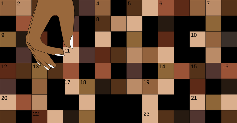 The Fight To Make Crosswords More Inclusive The Atlantic