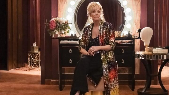 Jean Smart in the HBO show 'Hacks'