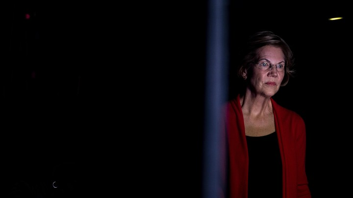 Elizabeth Warren in New Hampshire