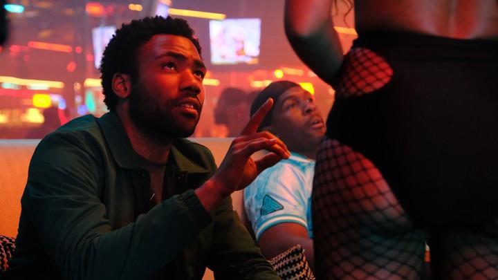 Donald Glover in 'Atlanta'