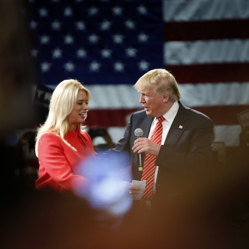 Donald Trump Once Bragged About Buying Politicians, But Now He Says He  Didn#39;t Talk to Florida Attorney General Pam Bondi - The Atlantic