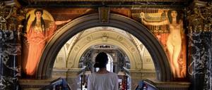 photo: Vienna art museum