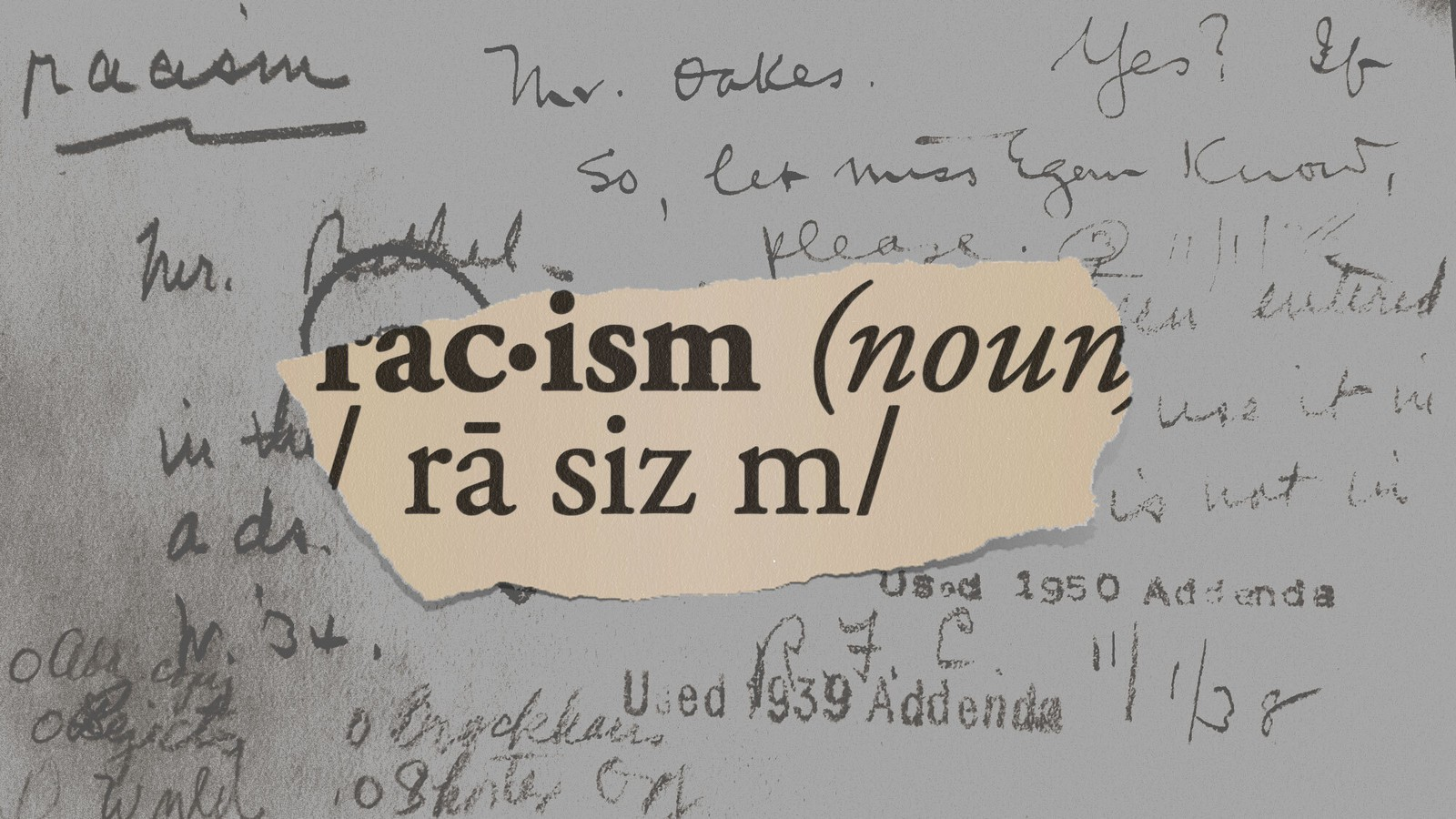 How Racism Made Its Way Into The Dictionary The Atlantic