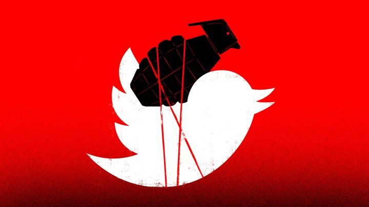 How Twitter Is Changing Modern Warfare The Atlantic