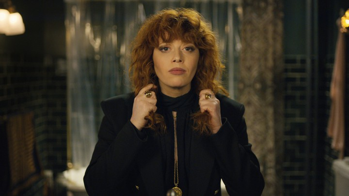 Natasha Lyonne in Netflix's 'Russian Doll'