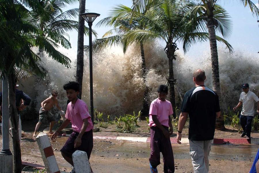 Ten Years Since The 2004 Indian Ocean Tsunami The Atlantic