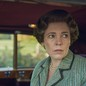 "Olivia Colman as Queen Elizabeth II in ""The Crown"""