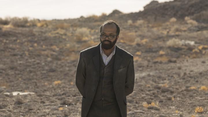 Jeffrey Wright in 'Westworld'
