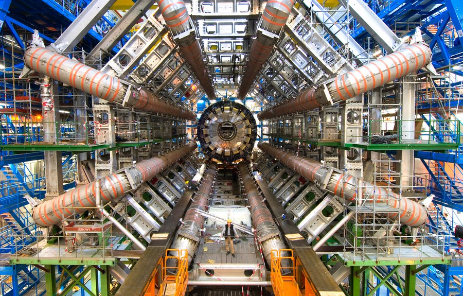 The Fantastic Machine That Found the Higgs Boson - The Atlantic