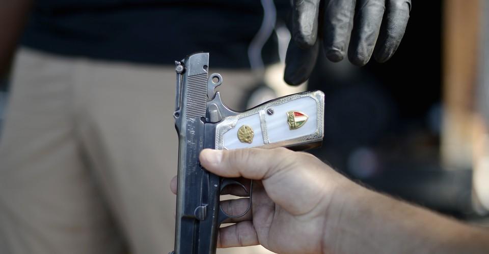 Gun Control and Mass Shootings in the U.S. - The Atlantic