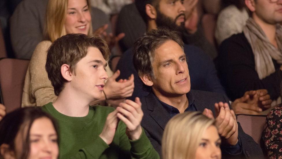 Ben Stiller in 'Brad's Status'