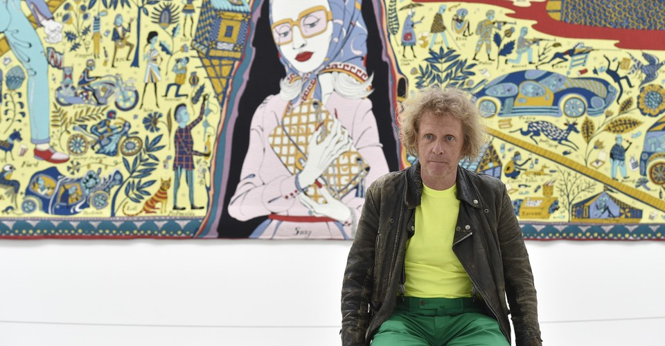 Grayson Perry's 'The Descent of Man' Captures the Tragedy ...
