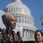 photo: Minnesota Congresswoman Ilhan Omar