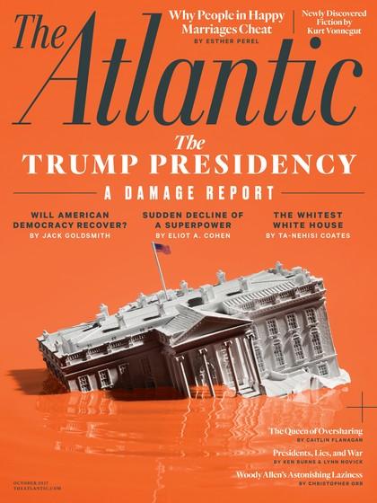 Por qué la gente feliz engaña - The Atlantic
