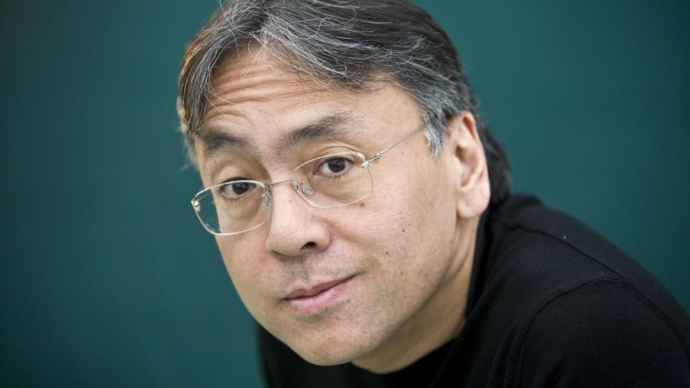 Nobel Laureate Kazuo Ishiguro