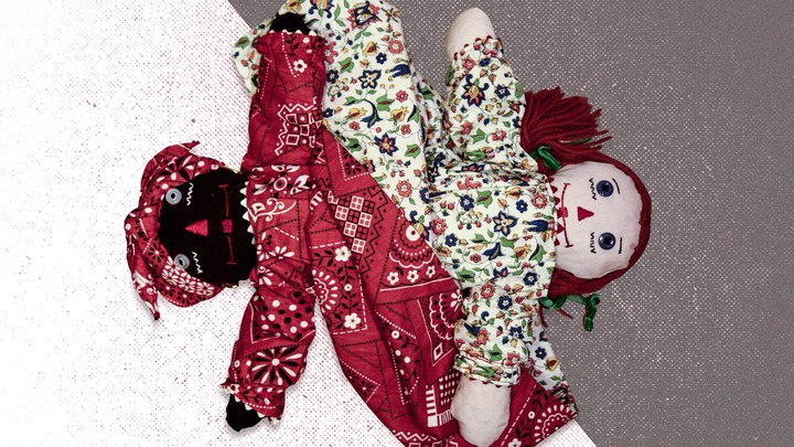 Vintage Sock Doll Pattern ~ Boy /& Girl Sleepy Time Kids