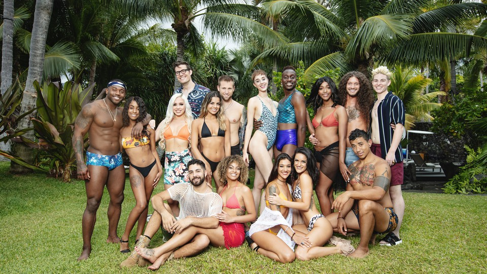 The cast of Season 8 of MTV's 'Are You the One?'