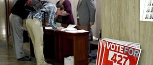 Nebraskans voting on a Medicaid expansion ballot measure, November 2018