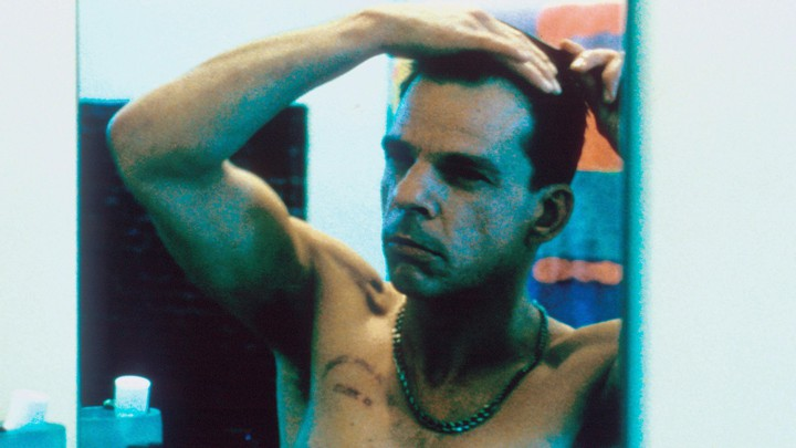A still from Claire Denis's 'Beau Travail,' shot by Agnes Godard