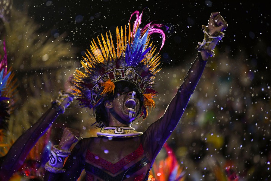Brazil Carnival 2020 in Photos - The Atlantic