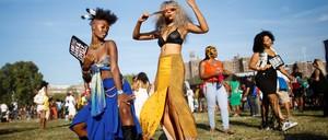 The 2016 Annual Afropunk Music.