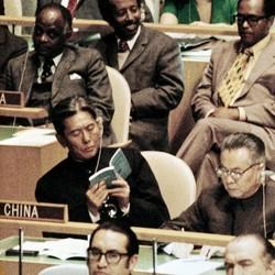 diplomats at the UN