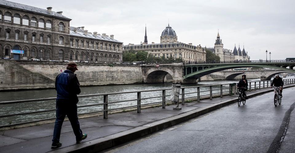 Paris Municipal Election Hinges On Big Ambitions Citylab