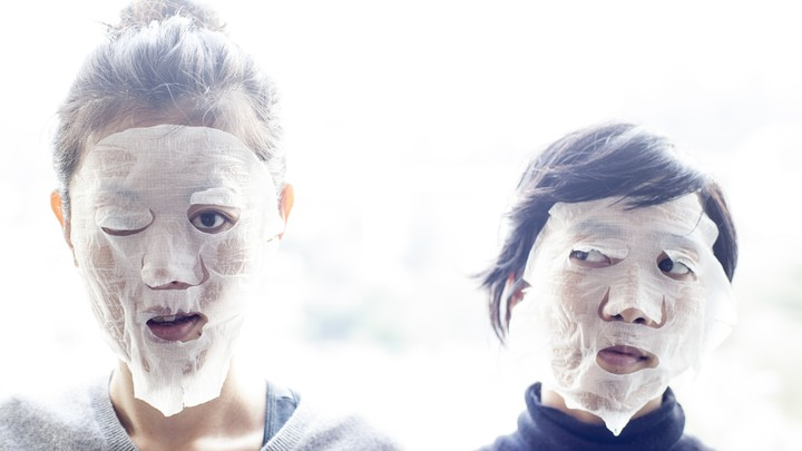 How Masks Took Over The American Skin Care Market The Atlantic