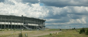 Rockingham Speedway in North Carolina