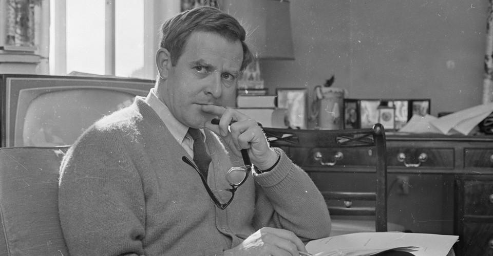 John le Carré Knew England's Secrets