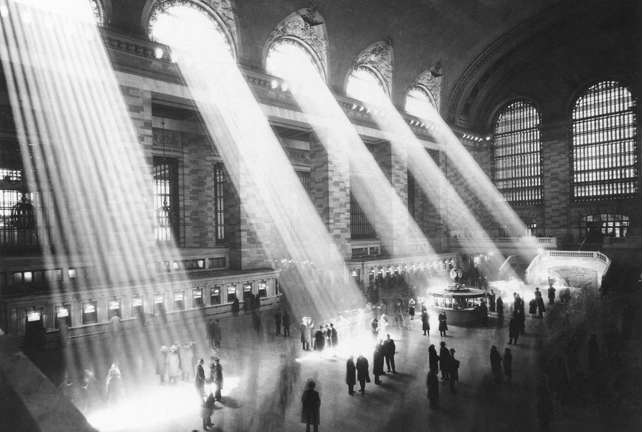 Grand Central Terminal Turns 100 - The Atlantic