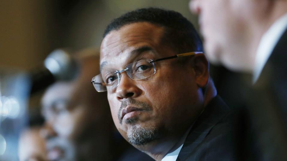 U.S. Representative Keith Ellison
