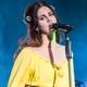 Lana Del Rey at San Francisco's Outside Lands in 2016