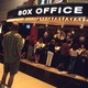 A movie-theater box office