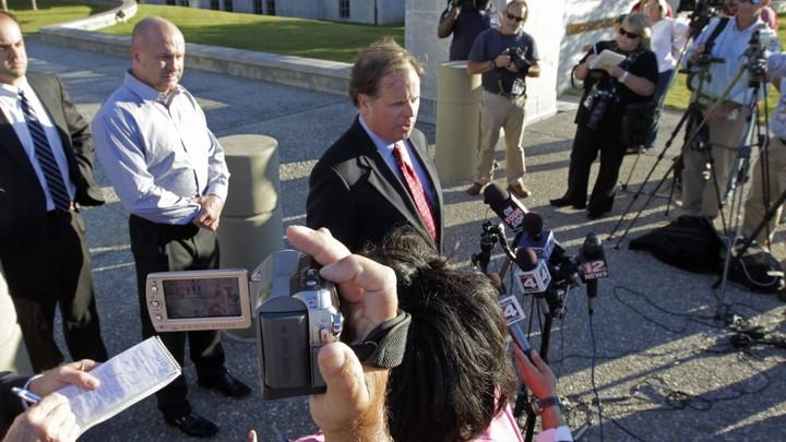Alabama Senate candidate Democrat Doug Jones